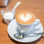 アカツキコーヒー - カプチーノ