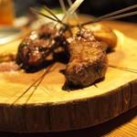 薪焼きジビエバル YAMAGOYA -