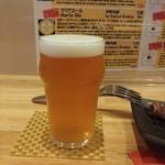 LBK CRAFT - TAP-5ゴールデン・ドラゴン。でもこのイカツイ名前とは裏腹に飲みやすいビールです。