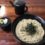 駒草屋 - 料理写真:極細の蕎麦