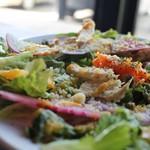 82167716 - 西欧野菜の彩りベジ盛りサラダ