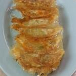 くるまやラーメン - 焼き餃子です。