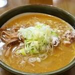 ラーメン郷 - 味噌ラーメン 800円