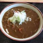 くまどん - カレーうどん(中)630円