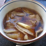 くまどん - 肉汁うどんアップ2