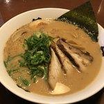 らー麺 藤平 - 醤油とんこつらー麺 大盛 ¥850