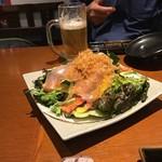 どまん中 - サラダ