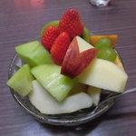 たなか - フルーツ盛り合わせ