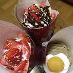 ジャパン クレープ - 料理写真: