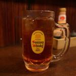 居酒屋 五鉄 - 麦茶