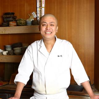 中村龍次郎氏(ナカムラリュウジロウ)─名店の看板を守り続ける