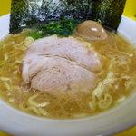 大黒家製麺 - ラーメン+味玉