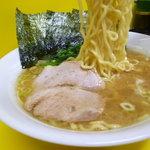 大黒家製麺 - ラーメン(麺リフト)