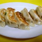 大黒家製麺 - 餃子