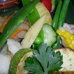 ブラン・ド・ブラン - たっぷり野菜