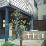 fruits cafe' trio - 外観