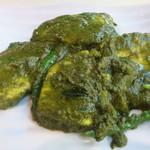 バンゲラズ キッチン - フィッシュ グリーンマサラ