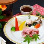 みささガーデンホテル - 肉料理③