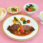 みささガーデンホテル - 肉料理④