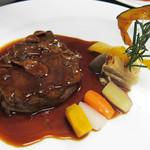 みささガーデンホテル - 肉料理⑤