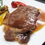 みささガーデンホテル - 肉料理⑥