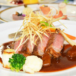 みささガーデンホテル - 肉料理⑦