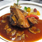 みささガーデンホテル - 肉料理⑧