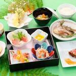 みささガーデンホテル - 和食① 4,000円(税別)
