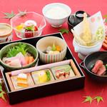 みささガーデンホテル - 和食③ 2,800円(税別)