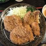 とんかつ富留川 - ランチ定食