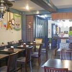 カフェ エレファント - 店内の様子