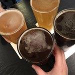 麦酒庵 - ビールで乾杯