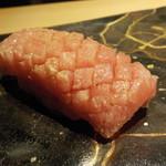 鮨 Shizuku - 雫コース18000円⓬握り・大間産大トロ炙り