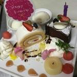 ぼたん亭 - 誕生日
