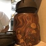 荒木町 光樹 - 親方の 金沢の ひいおばあ様の茶釜