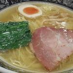 中村屋 - ラーメン塩780円