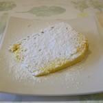 五穀 - メンオムランチに付いてきたデザート