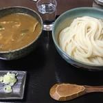 82185985 - カレーつけ麺