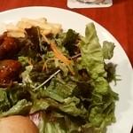 トーキョー ビア パラダイス バイ プリムス - サラダ