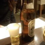82187283 - ビール(中瓶)(600円)