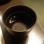 82187284 - 焼酎お湯割り(400円)