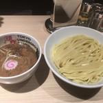 東京アンダーグラウンドラーメン 頑者 - つけめん(麺の量M)830円