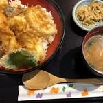 鎌倉からり - 特製天丼