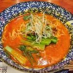 82193720 - ランチ:担々麺