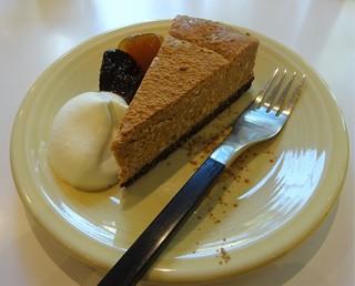 ア・ピース・オブ・ケイク - シナモンバナナチーズケーキ