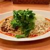 中華そば 呵呵 - 料理写真:香菜 汁なし担担麺