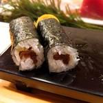 高砂寿司 - かんぴょう巻き山葵たっぷりめ