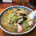 万福食堂 - ちゃんぽん ¥920