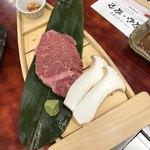 宮崎牛第一号指定店 焼肉の幸加園 - 厚切りタン