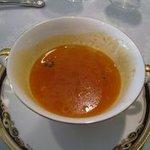 822018 - ニンニクとトマトのスープ
